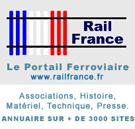 Logo Rail France Partenaires