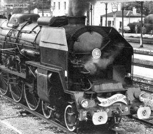 241p9 1974 09 17 Coutras 300x263 Historique 4   Transfert du Mans à Guîtres